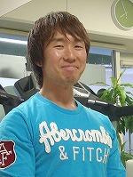 トレーナー:佐藤 史隆